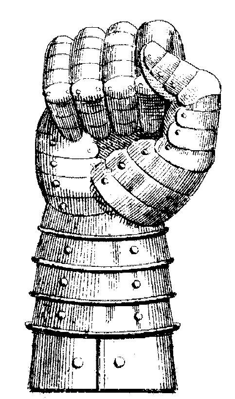 Fist of steel